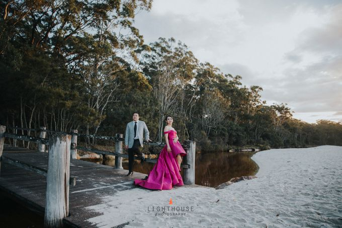 The Prewedding of Yudy and Lily - Sydney by Lighthouse Photography - 021
