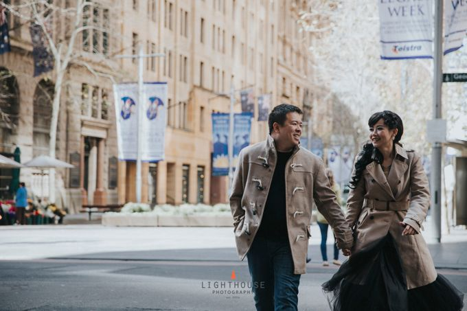 The Prewedding of Yudy and Lily - Sydney by Lighthouse Photography - 029