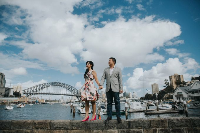 The Prewedding of Yudy and Lily - Sydney by Lighthouse Photography - 030