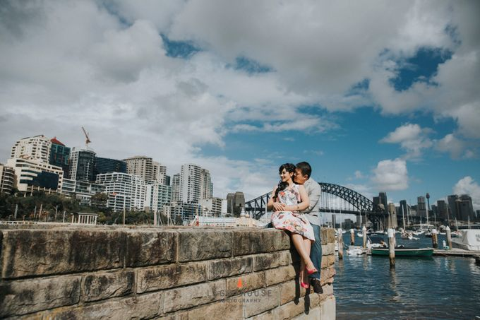 The Prewedding of Yudy and Lily - Sydney by Lighthouse Photography - 031