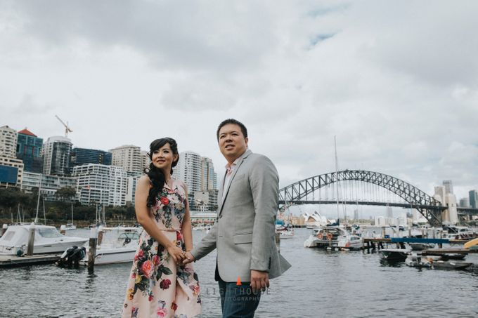 The Prewedding of Yudy and Lily - Sydney by Lighthouse Photography - 032