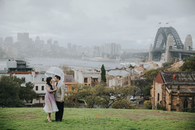 The Prewedding of Yudy and Lily - Sydney by Lighthouse Photography - 033