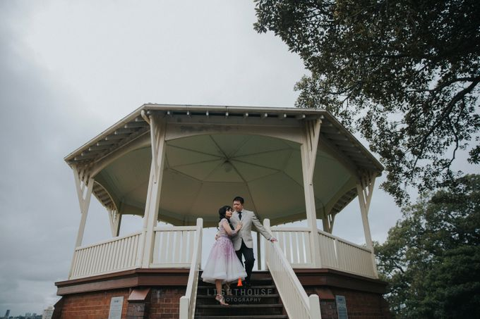 The Prewedding of Yudy and Lily - Sydney by Lighthouse Photography - 034