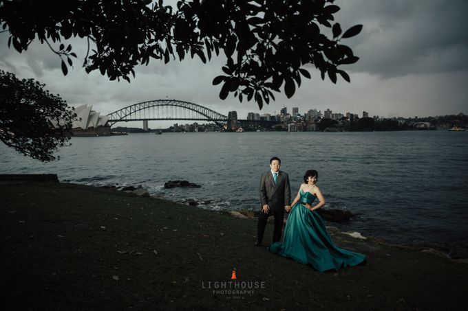 The Prewedding of Yudy and Lily - Sydney by Lighthouse Photography - 035