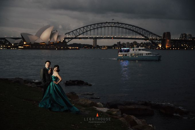 The Prewedding of Yudy and Lily - Sydney by Lighthouse Photography - 036
