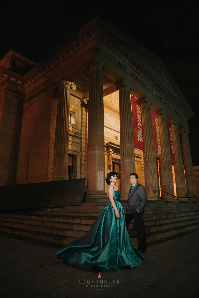The Prewedding of Yudy and Lily - Sydney by Lighthouse Photography - 038