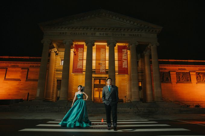 The Prewedding of Yudy and Lily - Sydney by Lighthouse Photography - 039