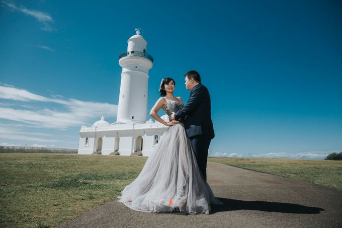 The Prewedding of Yudy and Lily - Sydney by Lighthouse Photography - 040