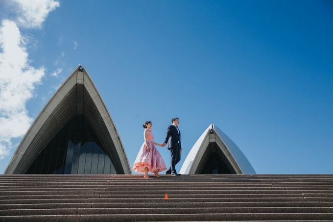 The Prewedding of Yudy and Lily - Sydney by Lighthouse Photography - 041
