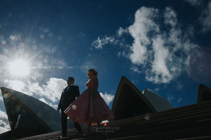 The Prewedding of Yudy and Lily - Sydney by Lighthouse Photography - 042