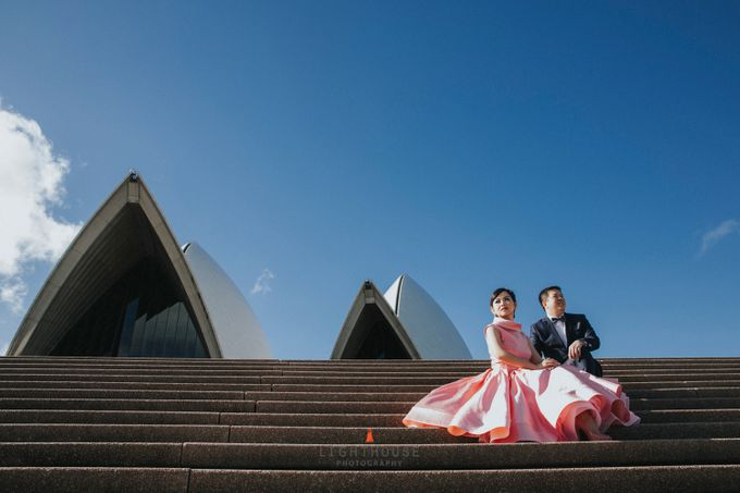 The Prewedding of Yudy and Lily - Sydney by Lighthouse Photography - 043