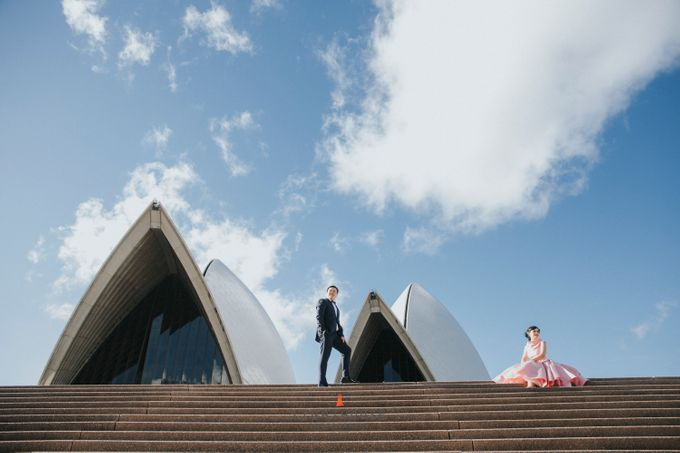 The Prewedding of Yudy and Lily - Sydney by Lighthouse Photography - 044