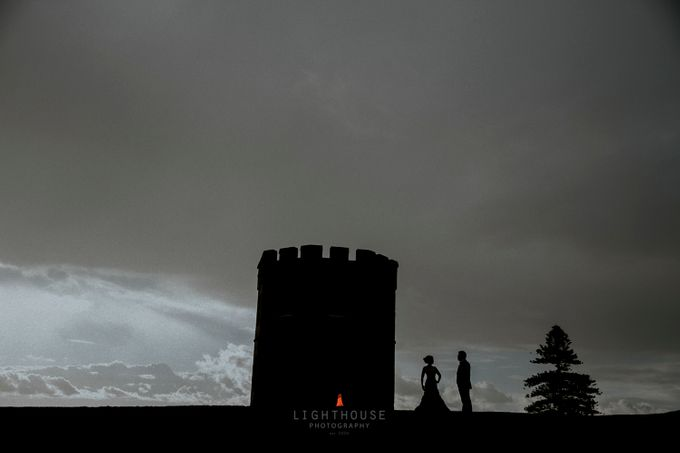The Prewedding of Yudy and Lily - Sydney by Lighthouse Photography - 046