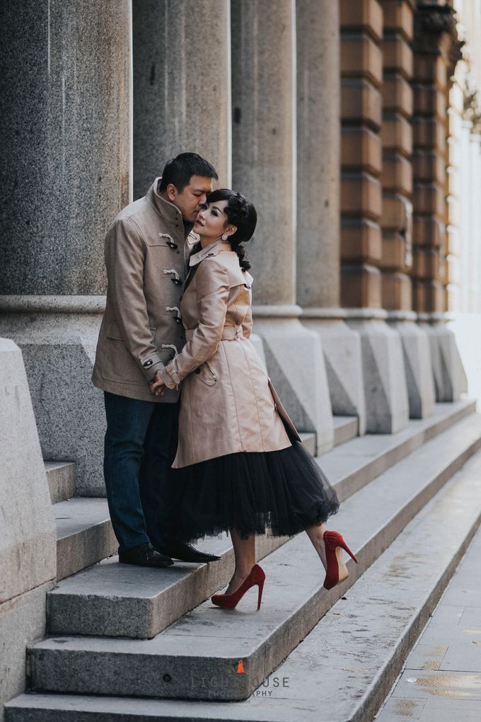 The Prewedding of Yudy and Lily - Sydney by Lighthouse Photography - 048