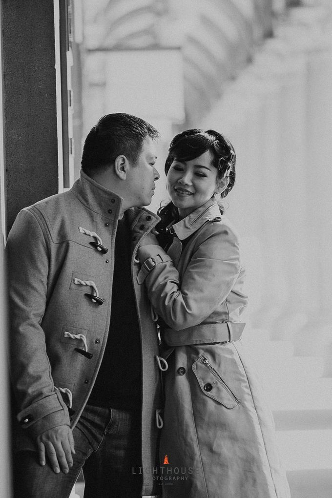 The Prewedding of Yudy and Lily - Sydney by Lighthouse Photography - 049