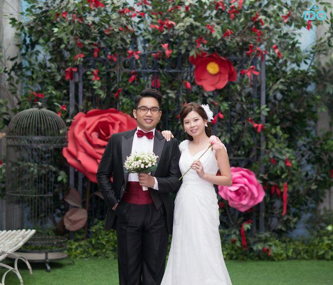 Yvonne and Lee Heng's Wedding Dinner at Ritz Carlton, Singapore by ShiLi & Adi - 004