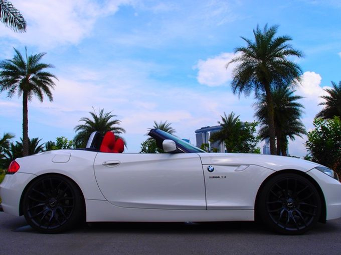 Wedding Car Rentals by WhiteWedding Cars - 012