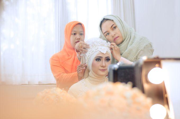 Wedding Dzikrina & Ivanna by Sarae Foto - 004