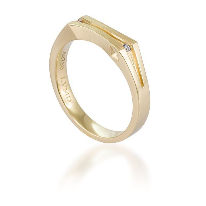 The Vow Collection by Lovemark Diamond - 004