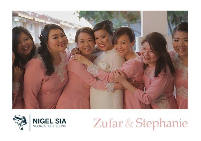 Wedding of Zufar & Stephanie by Nigel Sia | Visual Storytelling - 007