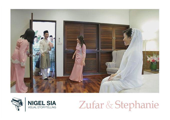 Wedding of Zufar & Stephanie by Nigel Sia | Visual Storytelling - 010