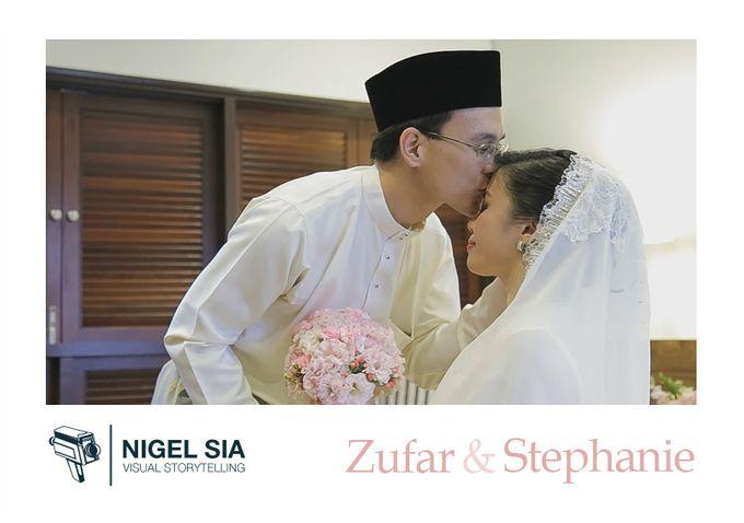 Wedding of Zufar & Stephanie by Nigel Sia | Visual Storytelling - 011