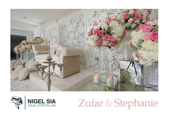 Wedding of Zufar & Stephanie by Nigel Sia | Visual Storytelling - 012