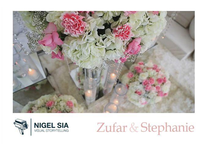 Wedding of Zufar & Stephanie by Nigel Sia | Visual Storytelling - 013
