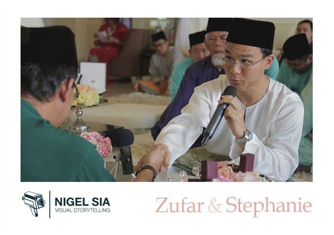 Wedding of Zufar & Stephanie by Nigel Sia | Visual Storytelling - 015