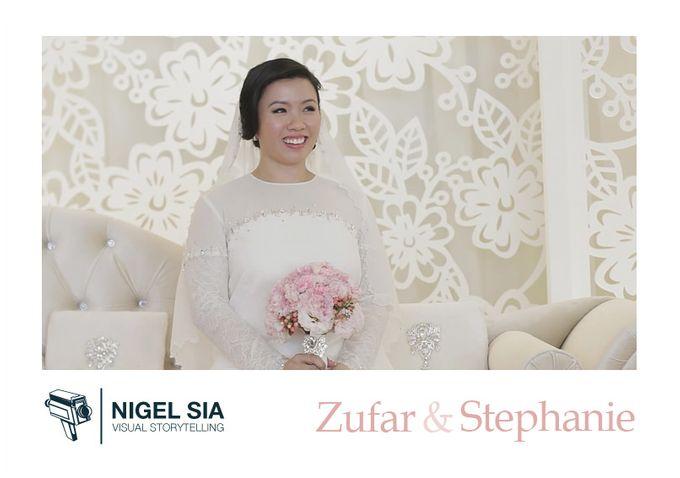 Wedding of Zufar & Stephanie by Nigel Sia | Visual Storytelling - 016