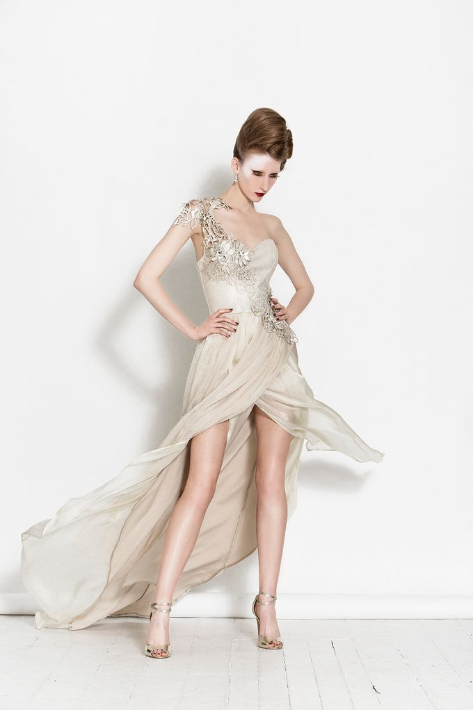 THE ULTIMATE DREAM DRESS by ZIOLKOWSKI - Evening & Bridal Couture - 002