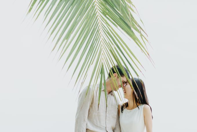 Zoe and Greg Phuket Wedding by Terralogical - 001