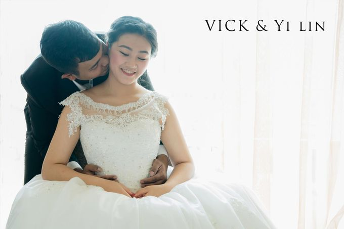 Vick and Yi Lin by Park Hotel Clarke Quay - 001