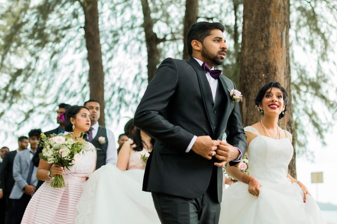 South indian wedding in thailand by destination  photographers - 003