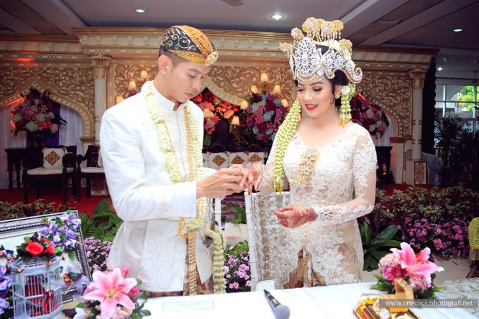 The Royal Wedding Reza & Rika by oneclick.photo - 006