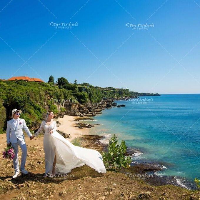 Jacob & Alexa Wedding by Start In Bali - 002