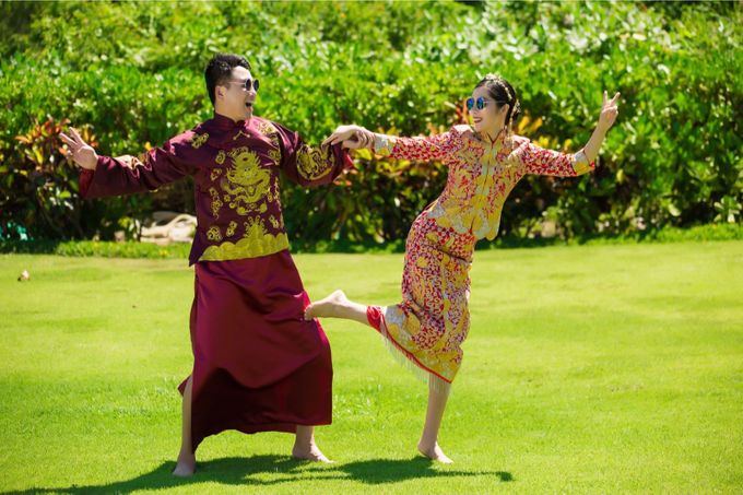 Jacob & Alexa Wedding by Start In Bali - 004