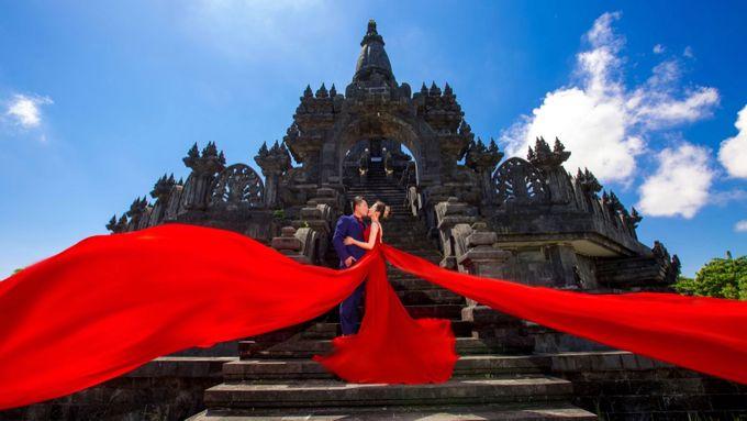 David & Ella Wedding by Start In Bali - 001