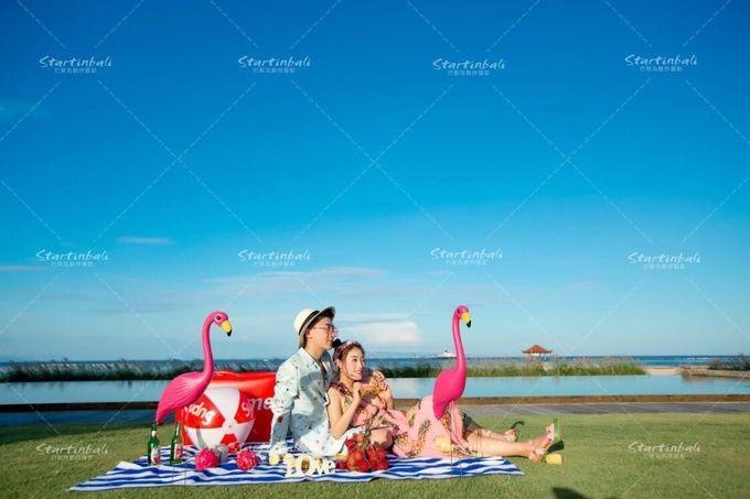 Andrew & Margaret Wedding by Start In Bali - 001