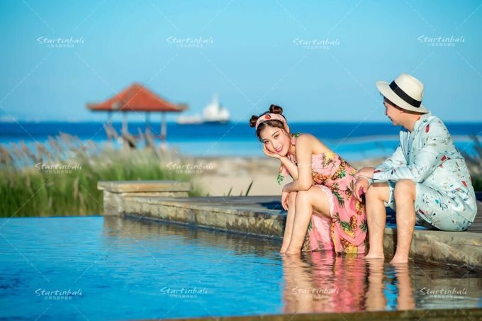 Andrew & Margaret Wedding by Start In Bali - 002