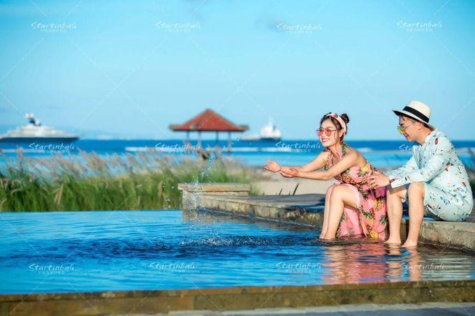 Andrew & Margaret Wedding by Start In Bali - 003