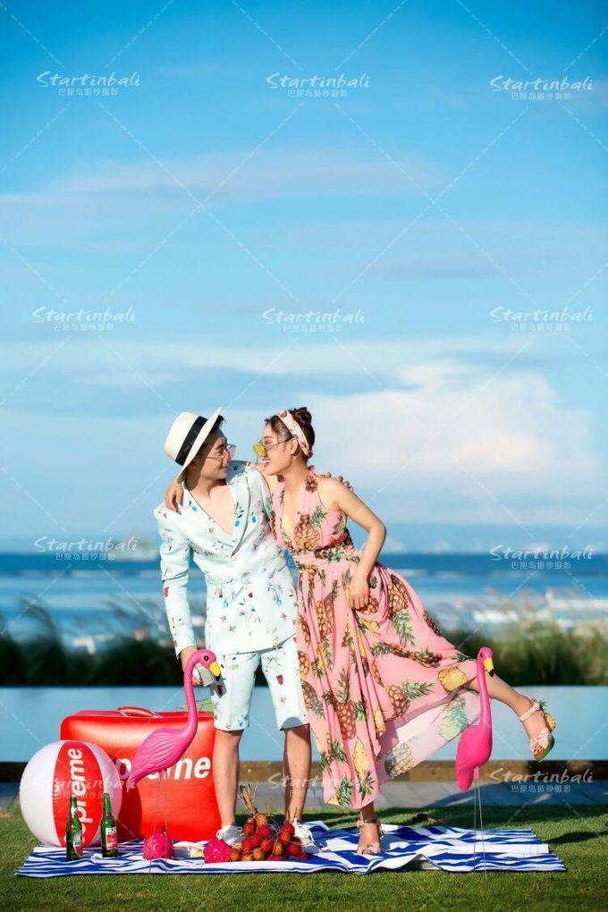 Andrew & Margaret Wedding by Start In Bali - 004