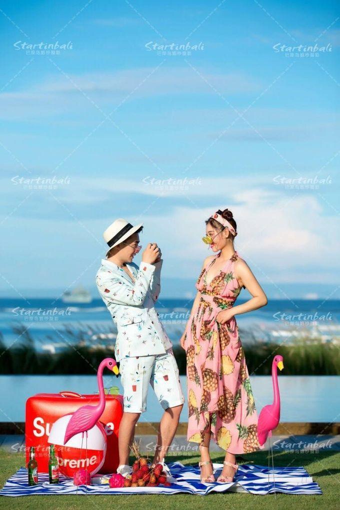 Andrew & Margaret Wedding by Start In Bali - 005