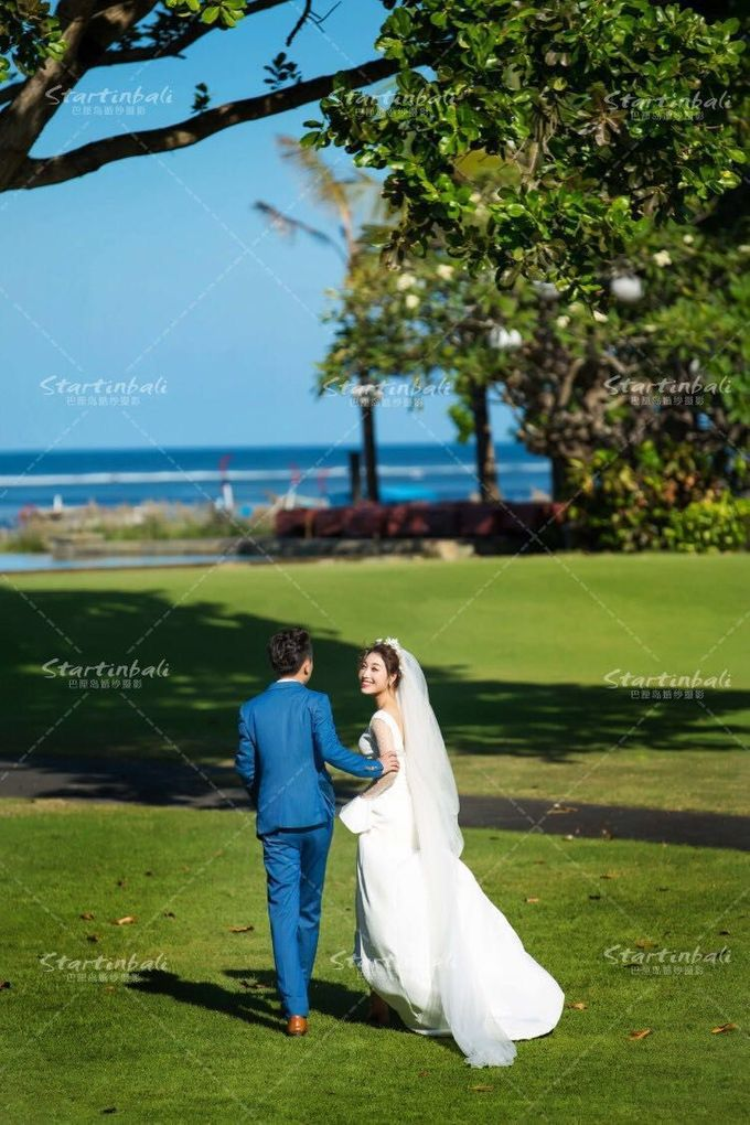 Andrew & Margaret Wedding by Start In Bali - 007