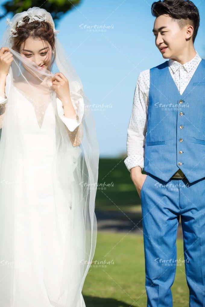 Andrew & Margaret Wedding by Start In Bali - 008