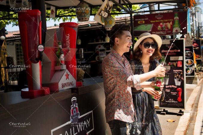 Andrew & Margaret Wedding by Start In Bali - 009