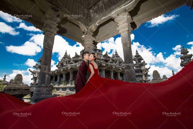 Andrew & Margaret Wedding by Start In Bali - 011