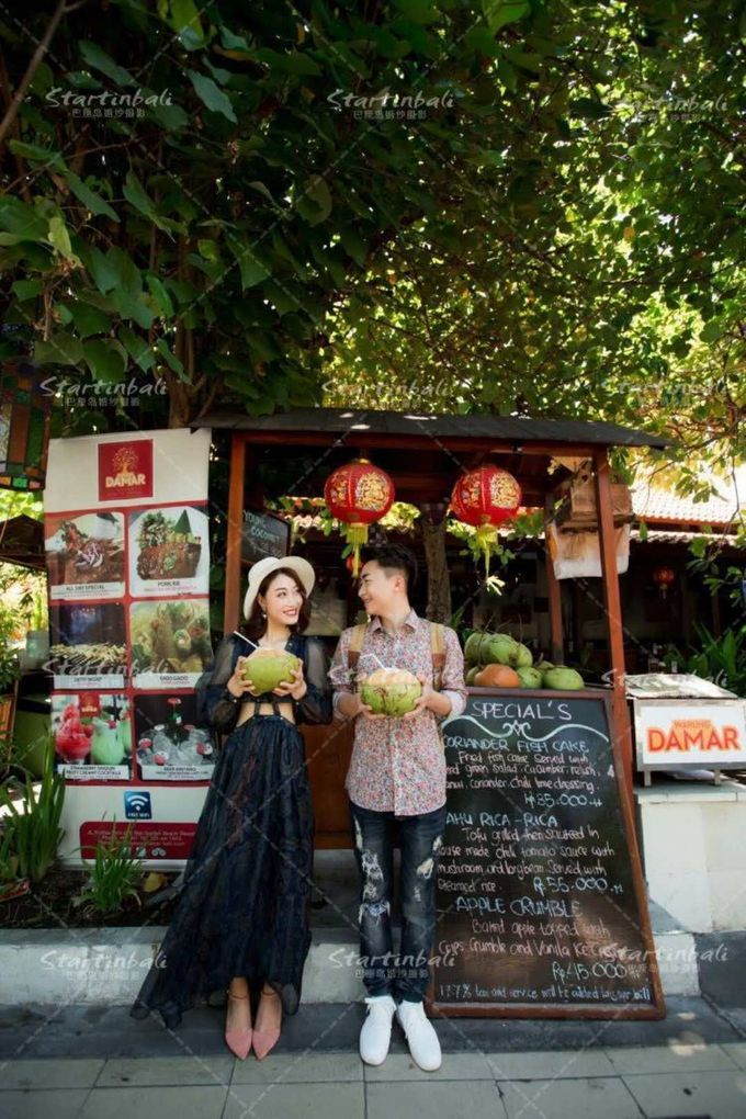 Andrew & Margaret Wedding by Start In Bali - 012