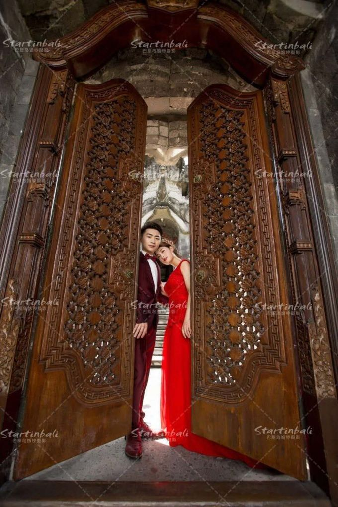 Andrew & Margaret Wedding by Start In Bali - 013