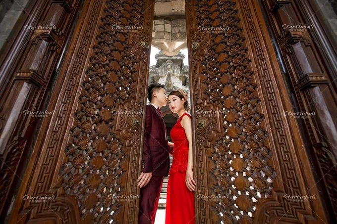 Andrew & Margaret Wedding by Start In Bali - 014